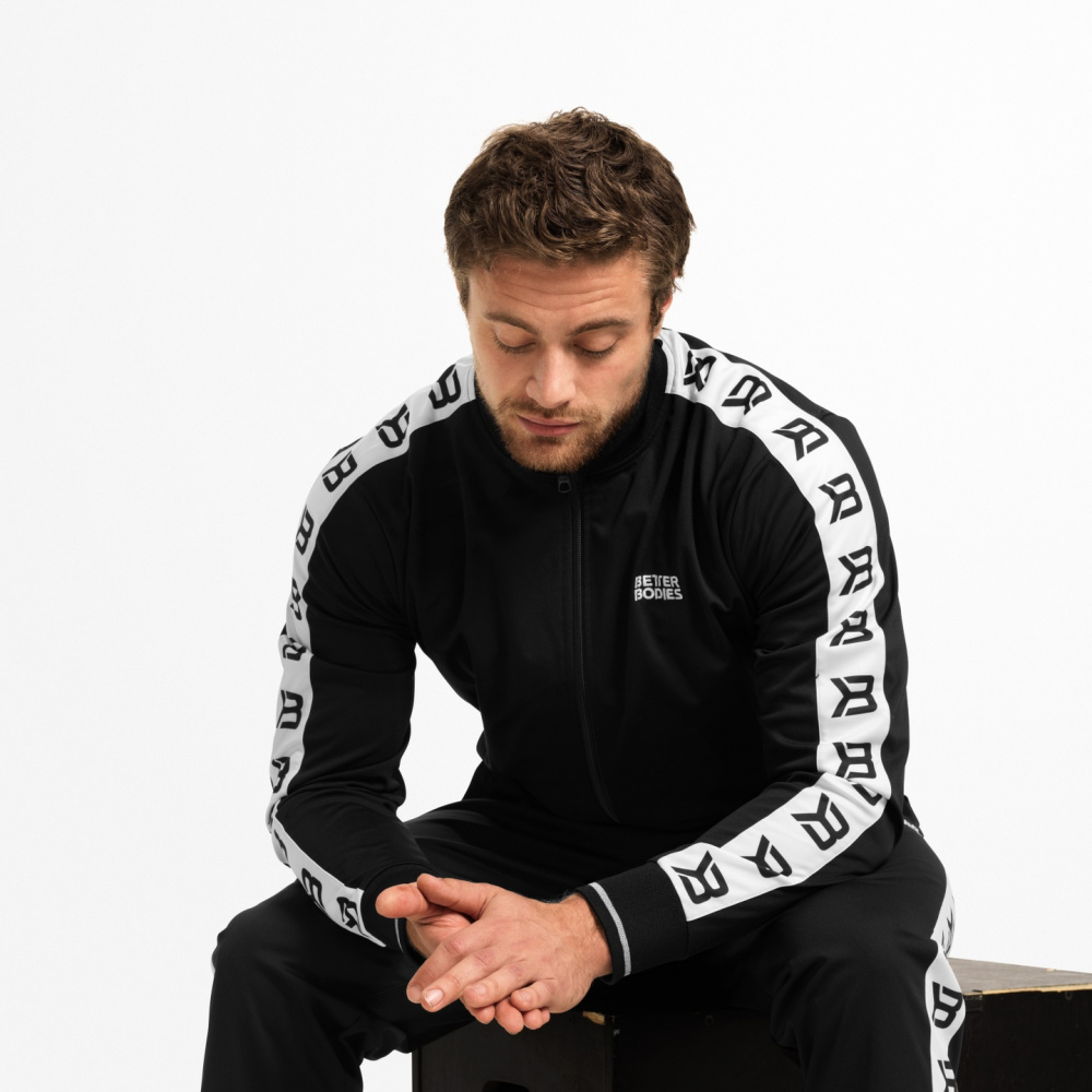Better Bodies Bronx Track Jacket Fitness Factory